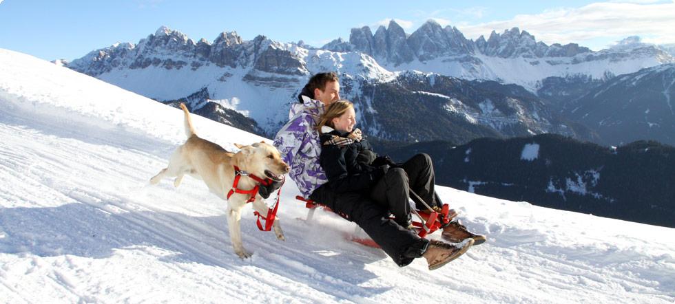 Die längste Preparierte Talabfahrt in Südtirol und vieles mehr
