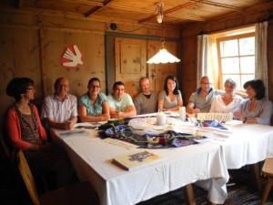 Taufnachmittag St. Andrä Juli 2014