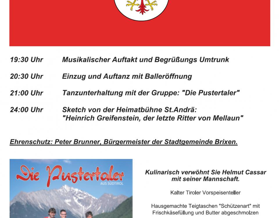 Taufnachmittag In Standrä Am 24 Jänner 2015 Ploseberg